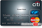 Citibank Travel Pass MasterCard Kreditkarte