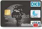 DKB Cash Visa Card Kreditkarte kostenlos im Vergleich online