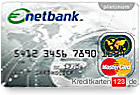 Netbank MasterCard Kreditkarte kostenlos Bargeld