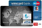 Wirecard Bank Visa Life Kreditkarte