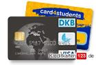 card4students DKB Cash Visa Card kostenlose Kreditkarte